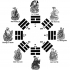 The Eight Daoist Immortals and The Eight Trigrams: Part 4