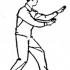 Excerpt from Xing Yi Quan Shu by Li Jian Qiu: Internal and External Harmonies: 6th Discourse: Important Theory 第六章 六 要論