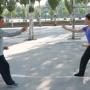 Training Xing Yi Quan in Shanxi, China