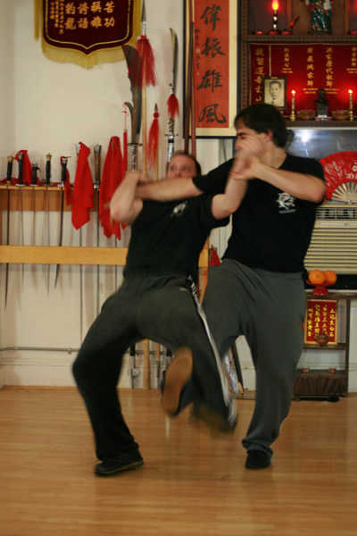 Internal Martial Arts