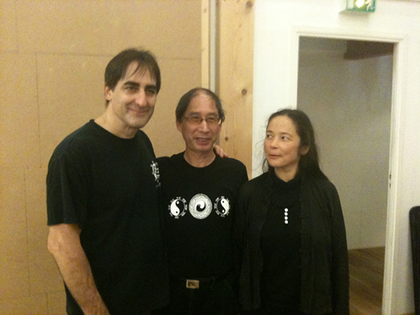 Tom, Wang & Luce in Paris