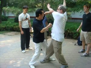 Gao Demonstrates in Beijing