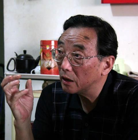 An Interview with Zhao Da Yuan