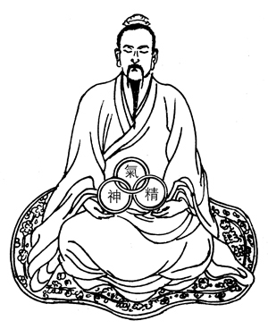 Daoist Meditation Lesson Seven Theory: Three Treasures and the ...