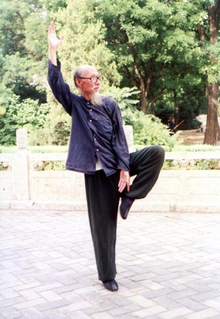 Xing Yi Master Li Gui Chang