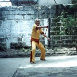 Filemon (Momoy) Canete in action #4