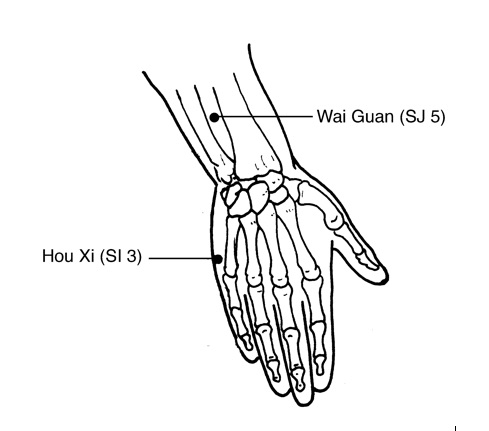 20 Acupuncture Points Every Martial Artist Should Know: Part 2