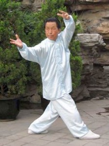 Gao Ji Wu in the Lion Holds the Ball Palm [2]