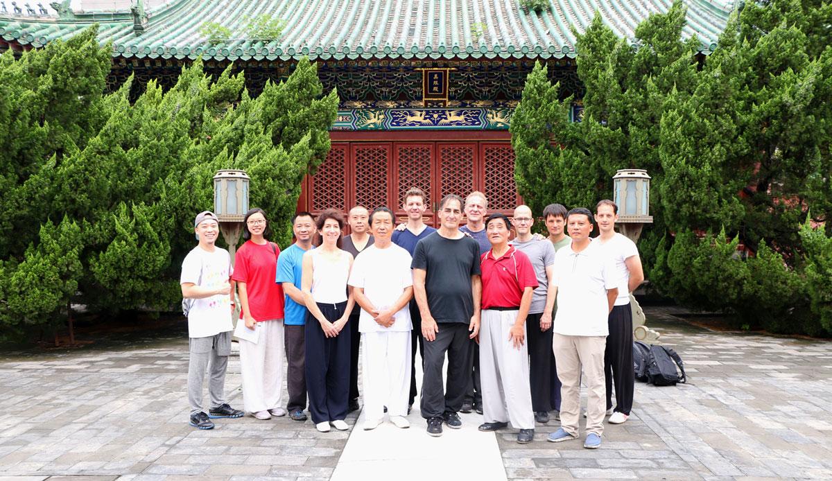 Ba Gua Zhang 8 Door Conditioning Exercises