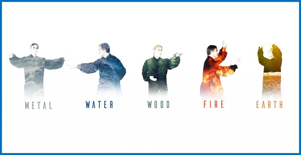 Five Elements Banner