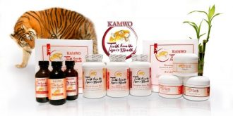 Tooth From The Tiger's Mouth Herbal Products Now Available!