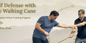 NEW! Self Defense with the Walking Cane Online Learning Program with Tom Bisio