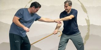 Self Defense with the Walking Cane