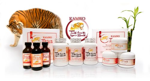 Kamwo Products Banner